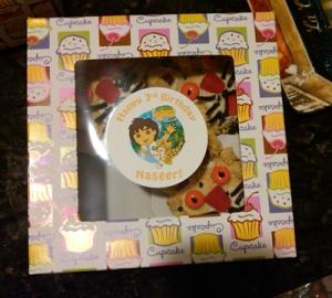 Baby Jaguar Cupcake Boxes