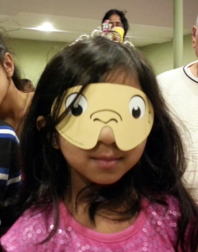 Curious George Mask